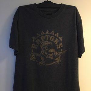 Toronto Raptors T Shirt Medium